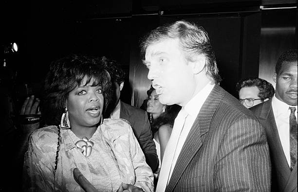 A Brief History of Oprah Winfrey and Donald Trump's Relationship