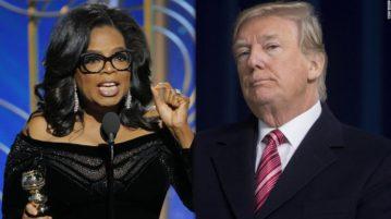 Donald Trump Slams Oprah Winfrey, Twitter Claps Back