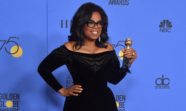 Starbucks Barista Didn't Know Who Oprah Winfrey Was