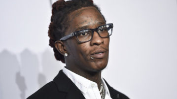Young Thug Changes His Name to Sex