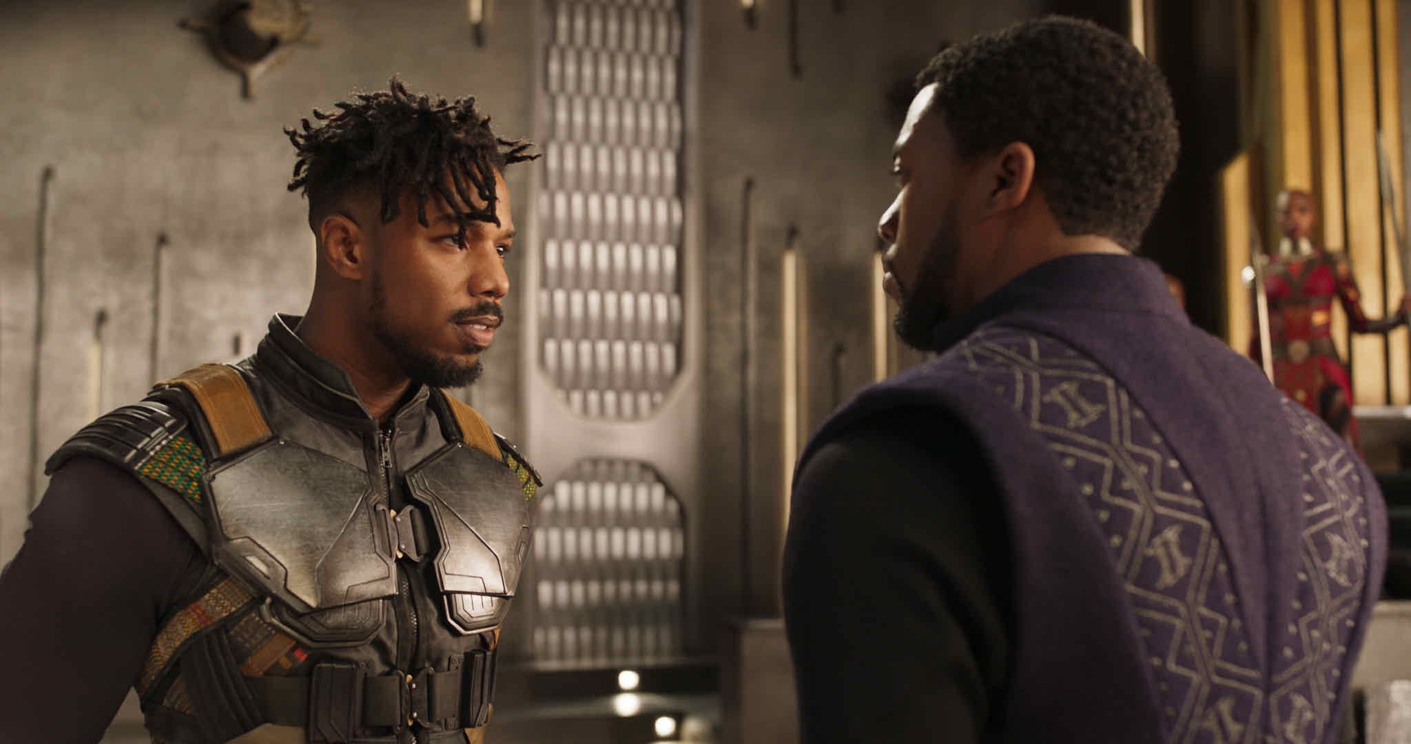 'Black Panther' is in Ninth Place for All-Time Box Office