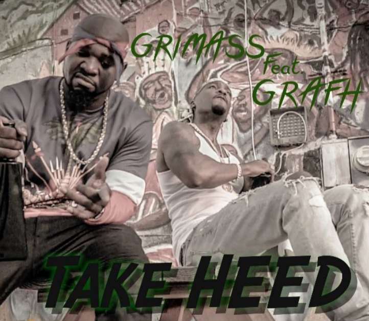 """GRIMASS Releases 2 Singles: """"Take Heed"""" Featuring Grafh, """"Wraith"""""""