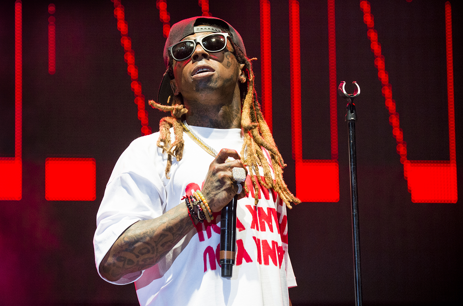Lil Wayne Ordered to Take Paternity Test for Alleged Son