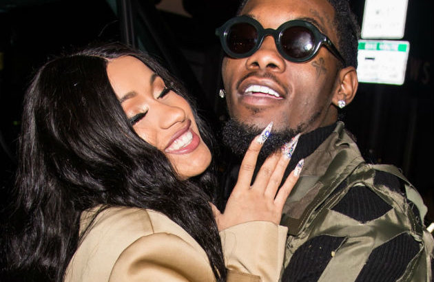 Cardi B & Offset May Be Expecting a Girl