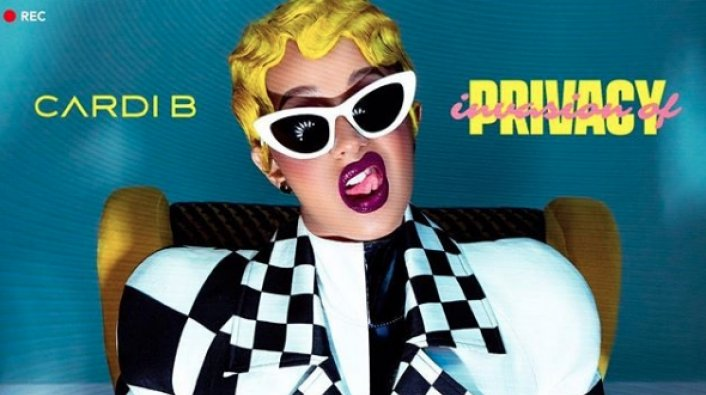 Cardi B's 'Invasion of Privacy' Debuts at No. 1 on Billboard 200