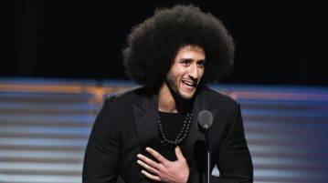 Colin Kaepernick to Honor His Mom on VH1's Mother's Day Special