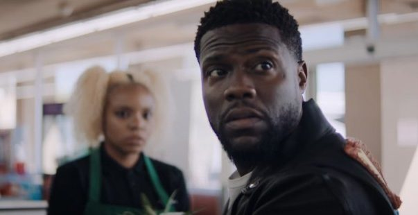 """Kevin Hart Tackles Cheating Scandal in J. Cole's Video """"Kevin's Heart"""""""