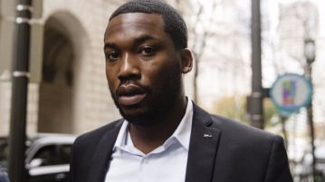 "Meek Mill Does Rare Interview From Jail: ""I'm a Political Prisoner"""