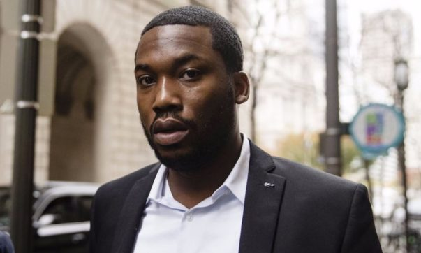 """Meek Mill Does Rare Interview From Jail: """"I'm a Political Prisoner"""""""