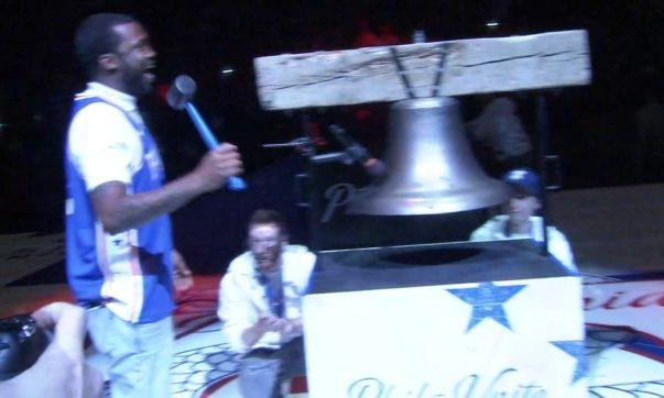 Meek Mill Gets Major Ovation at 76ers Game After Prison Release