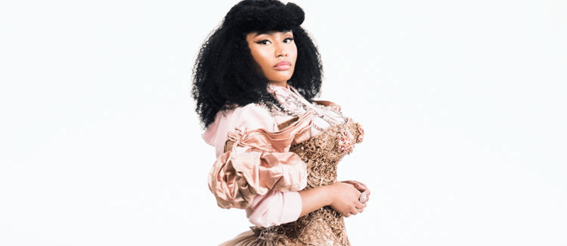 Nicki Minaj is the Only Female to Have Top 10 Billboard Hot 100 Hit for 8 Years Straight