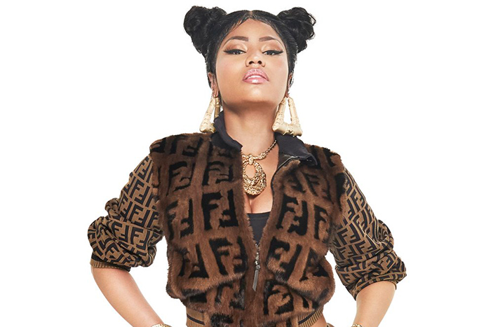 """Nicki Minaj's """"Chun-Li"""" Climbs Billboard 100"""