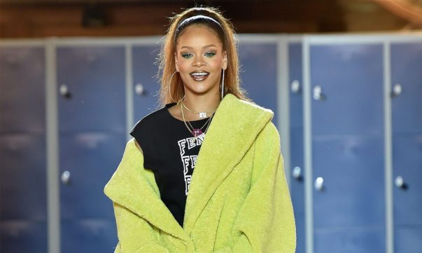Rihanna's Fenty Clothing Brand Accused of Trademark Jacking