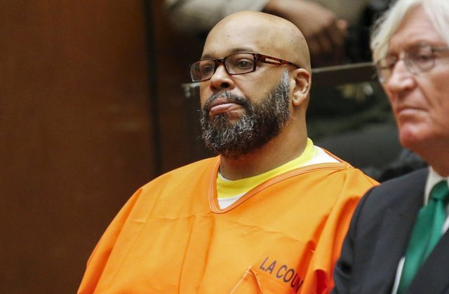 Suge Knight's Murder Trial Has a Start Date