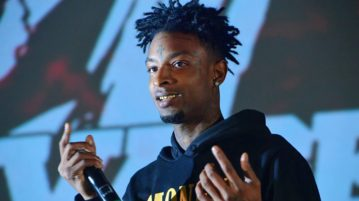 21 Savage Says he Wants to Work With Beyonce or Rihanna