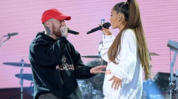 Ariana Grande and Mac Miller Split