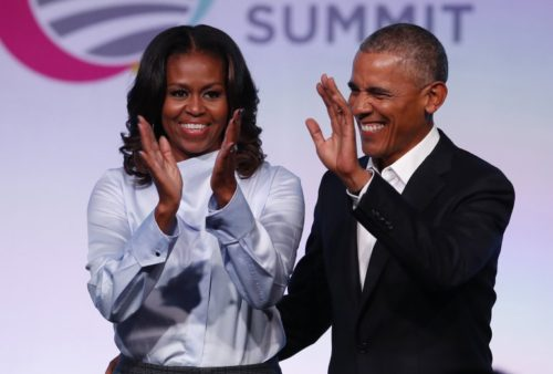 Barack and Michelle Obama to Ink Netflix Production Deals