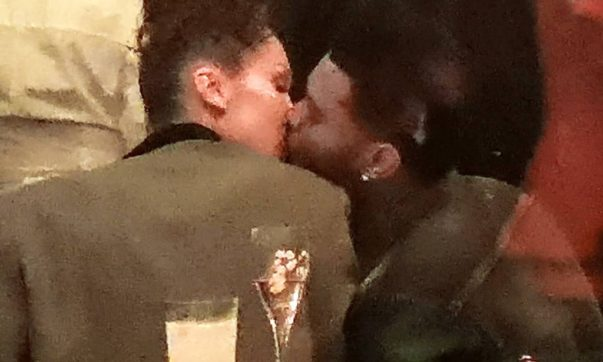 Bella Hadid and The Weekend Spotted Kissing at Cannes Film Festival