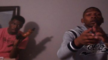 """BlocBoy JB and J Gwalla's Take """"Shots"""" in Memphis Trap House"""