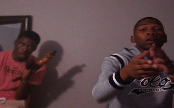 "BlocBoy JB and J Gwalla's Take ""Shots"" in Memphis Trap House"