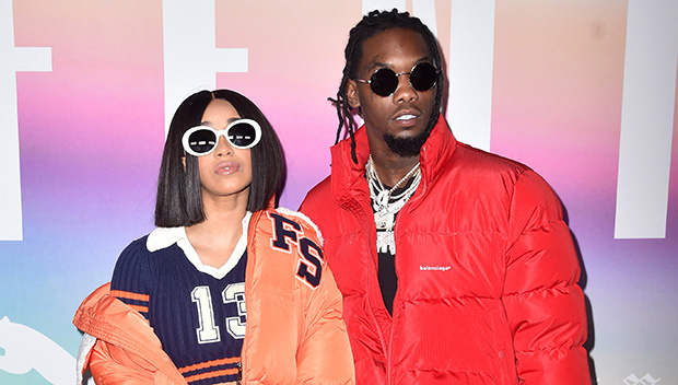 "Cardi B Details Offset's Car Crash: ""A Crackhead Was in the Middle of the Road"""