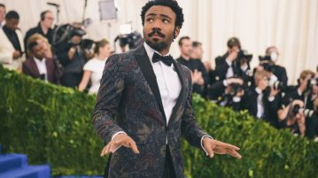 "Childish Gambino Wants People to Play ""This is America"" on Fourth of July"