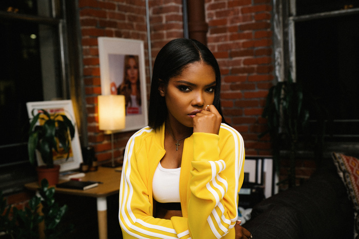 EXCLUSIVE: Ryan Destiny Has Been Recording Songs for Her Debut Project for the Past Year