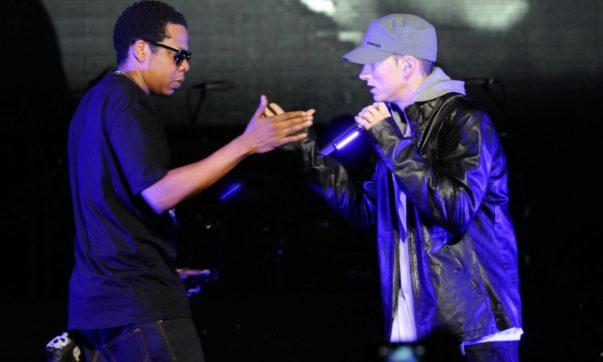 JAY-Z, Eminem Sue The Harvey Weinstein Company Over Unpaid Deals