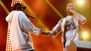 JAY-Z Reportedly Convinces Meek Mill to Cancel White House Meeting