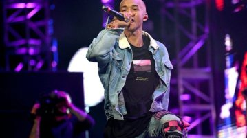 Jaden Smith Debuts Unreleased Track at 2018 Rolling Loud Festival