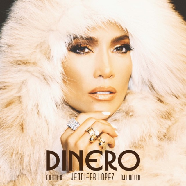 "Jennifer Lopez Releases ""Dinero"" Featuring Cardi B and DJ Khaled"