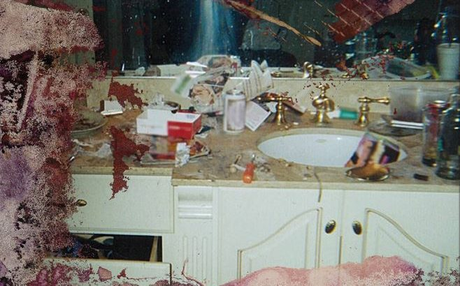 Kanye West Allegedly Paid $85K for Whitney Houston's Drug-Cover Bathroom for Pusha T's Album Cover
