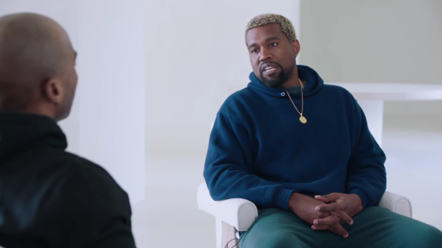 "Kanye West Says ""Fear, Stress, Control"" Caused Breakdown in New Interview With Charlamagne Tha God"