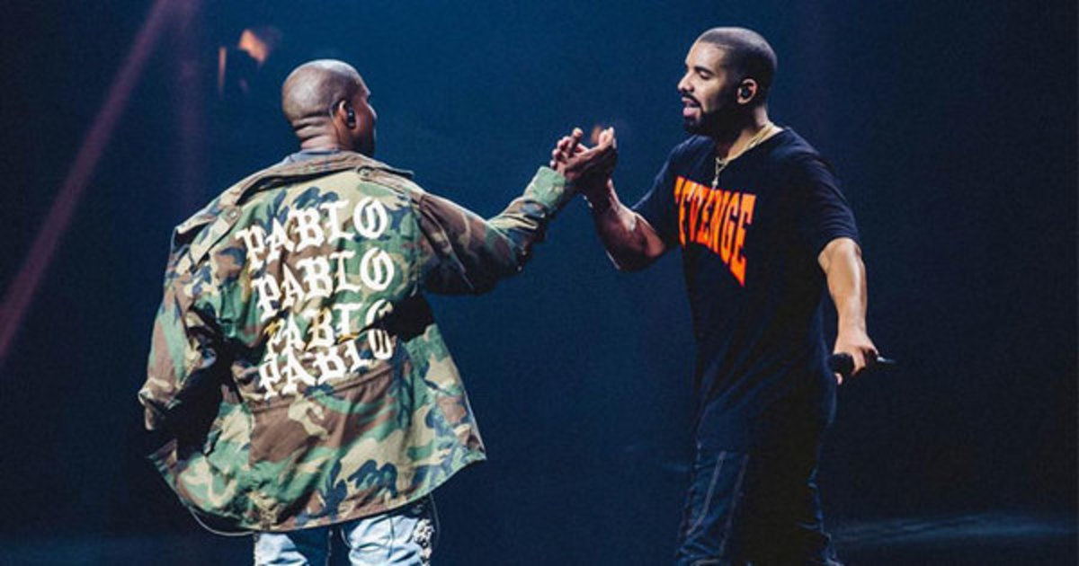 "Kanye West Was Reportedly Featured on Drake's ""Nice For What"""