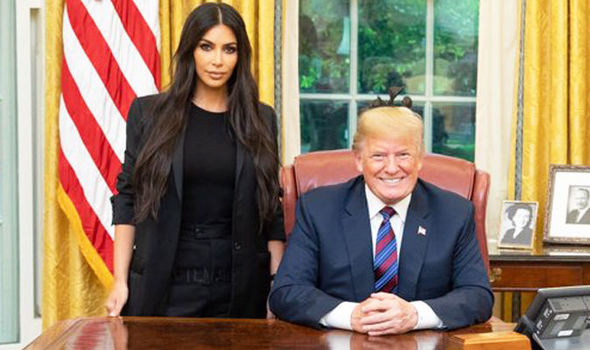 Kim Kardashian to Meet With Trump to Pardon Alice Marie Johnson