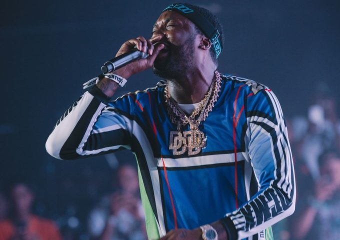 Meek Mill Performs for the First Time Since Prison Release at 2018 Rolling Loud Festival