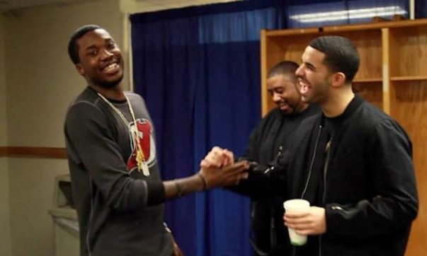 "Meek Mill Shouts Out Drake in Upcoming ""What's Beef"" Remix"
