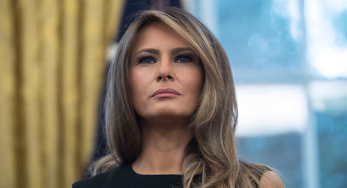 Melania Trump Recycled Obama-Era Pamphlet for Anti-Cyberbullying Campaign