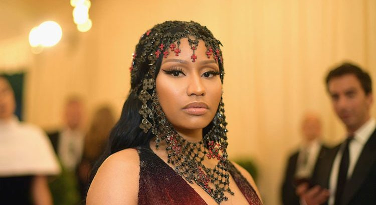Nicki Minaj Announces Album Title + Release Date