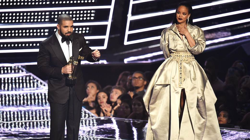 Rihanna Says Her and Drake Aren't Friends But They Aren't Enemies Either