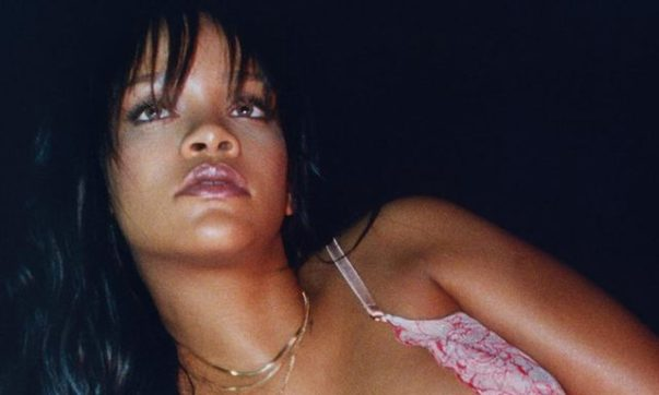Rihanna's Upcoming Lingerie Line Includes Plus-Size