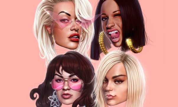 "Rita Ora Releases ""Girls"" Featuring Cardi B, Bebe Rexha, and Charli XCX"