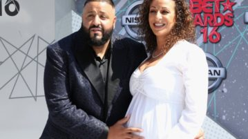 Social Media Wants DJ Khaled to Perform Oral Sex on His Wife for Mother's Day