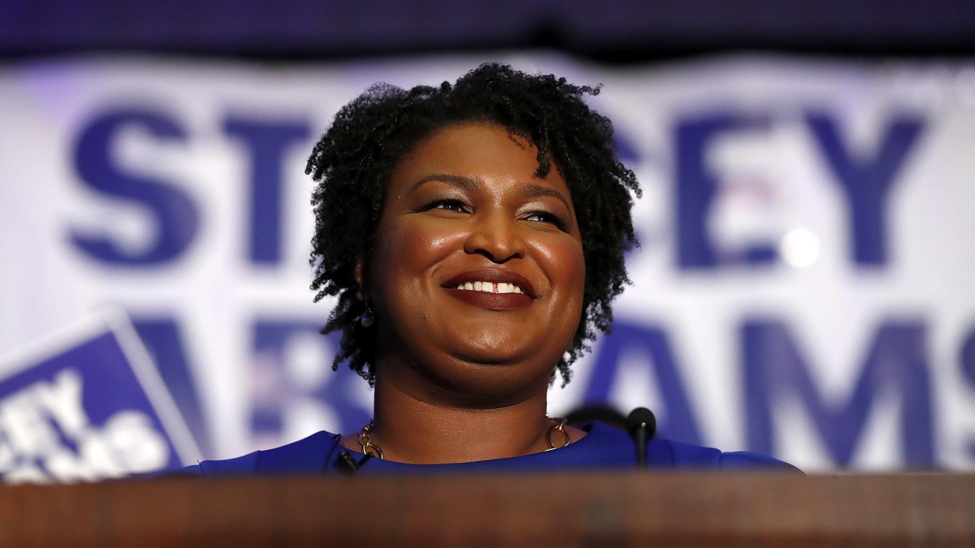 Stacey Abrams Becomes First Black Woman to be Nominated for Governor