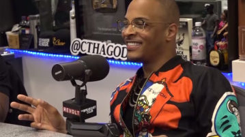 T.I. Claims Kanye West Had No Idea About Trump's Travel Ban