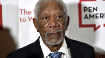 VISA Parts Ways With Morgan Freeman Amid Sexual Allegations
