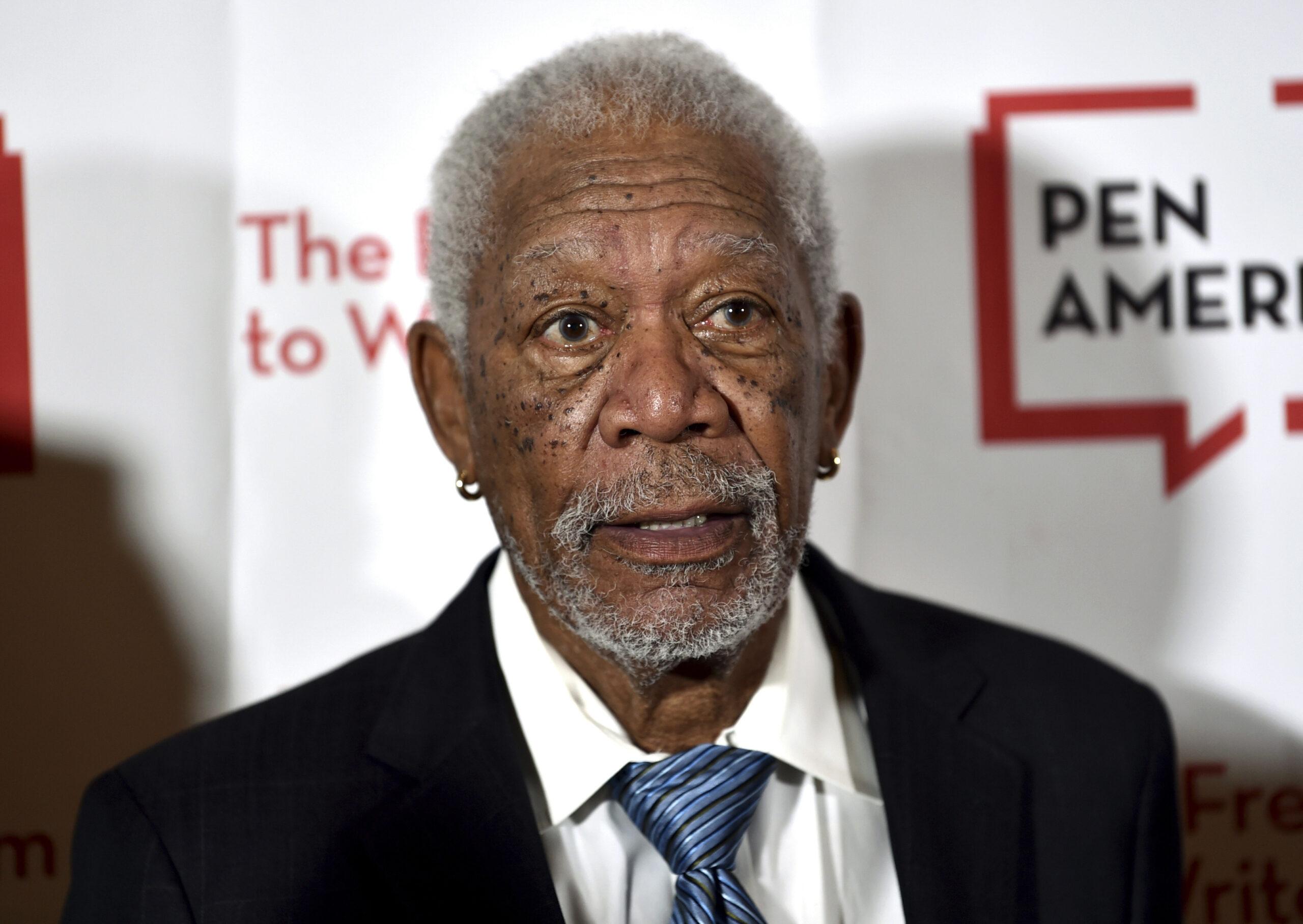 VISA Parts Ways With Morgan Freeman Amid Sexual Allegations