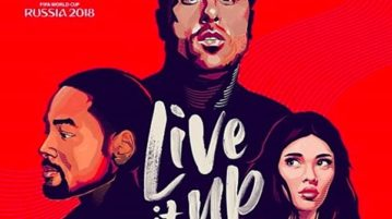 "Will Smith, Nicky Jam, Era Istrefi, and Diplo Link Up for ""Live It Up"""