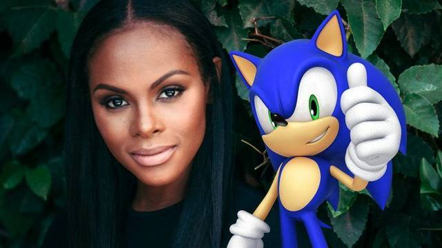 Tika Sumpter Joins 'Sonic the Hedgehog' Movie as Female Lead