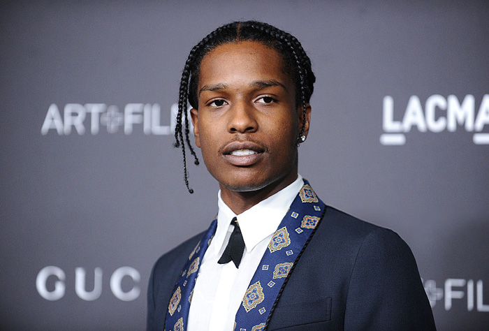 A$AP Rocky Denies Confirming Drake's Alleged Baby Mother to Pusha T